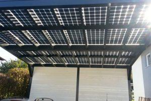 Fensterwelt Willems - Solarcarport Premium