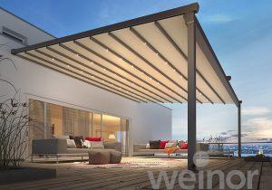 Fensterwelt Willems - Markisen - PergoTex II - © weinor GmbH & Co. KG