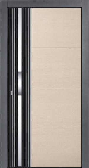 PIENO Türen - Metropolita Serie - Chicago Pullman