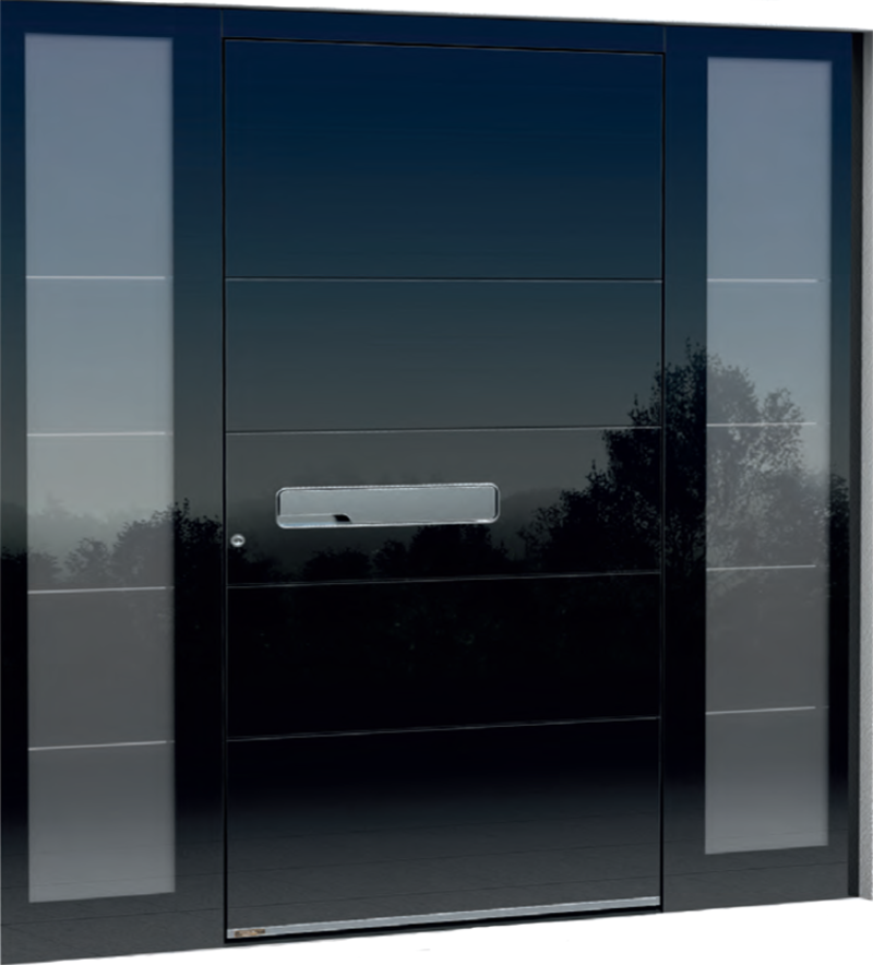 alu de luxe pure modell 613 fensterwelt willems